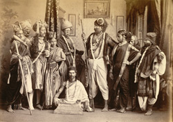 [Indian theatrical group, Bombay.]